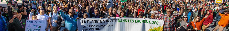 27 septembre 2019: mobilisation pour le climat