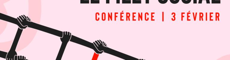 Conférence – Un budget pour renforcer le filet social
